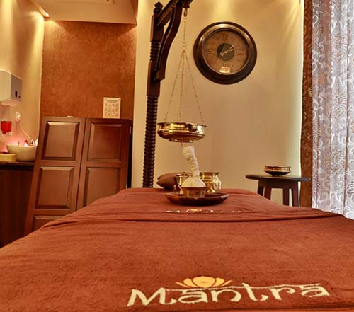 Ayurvedic Massage in Dubai